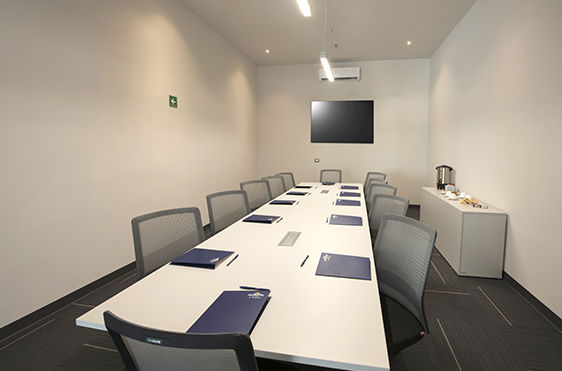 Meeting room. Be always productive in the appropriate place.